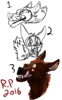 PAYPAL YCH headshot batch [2/3 OPEN]