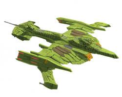 klingon vessel
