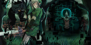 TP link with zant and midna