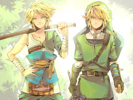 link and link