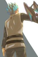 Cyrus! Akagi! Taehong! by vanillatte54