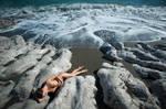 Low tide by JudithGeiser