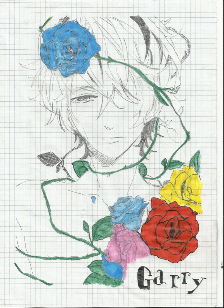 Garry-san :3 by Kaito53