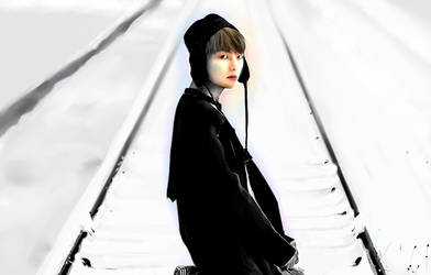 Taehyung by 666Celia