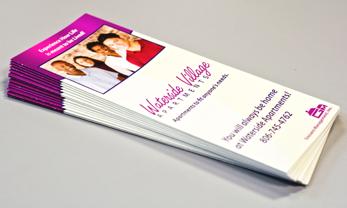 waterside brochures by creynolds25