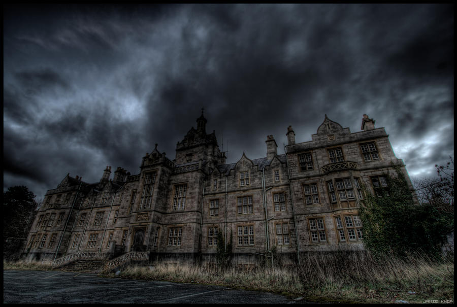 The Mental Asylum ii by Jamie-Knop