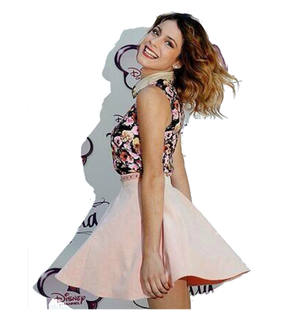 Martina Stoessel Png by RochiTinita