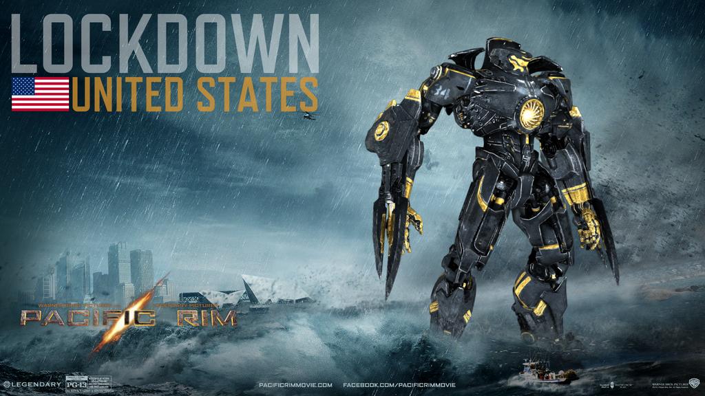 Pacific Rim Jaeger Lockdown By Lockdownvii On Deviantart