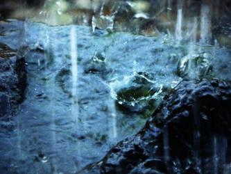 Rain Drop by BloodandBuff