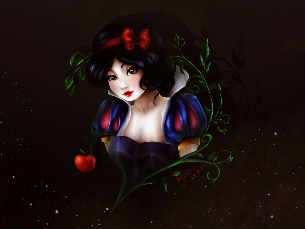 Snow White by LeaValeri