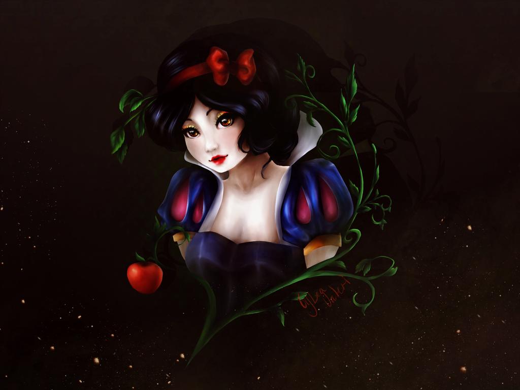 Snow White by LeaValeri