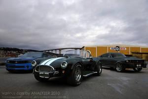 Various cars by Analyzer v2 by AnalyzerCro