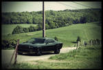 Dodge 2011 SRT8 Challenger - Country Road