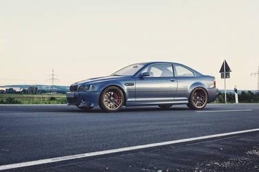 BMW e46 M3 by AnalyzerCro