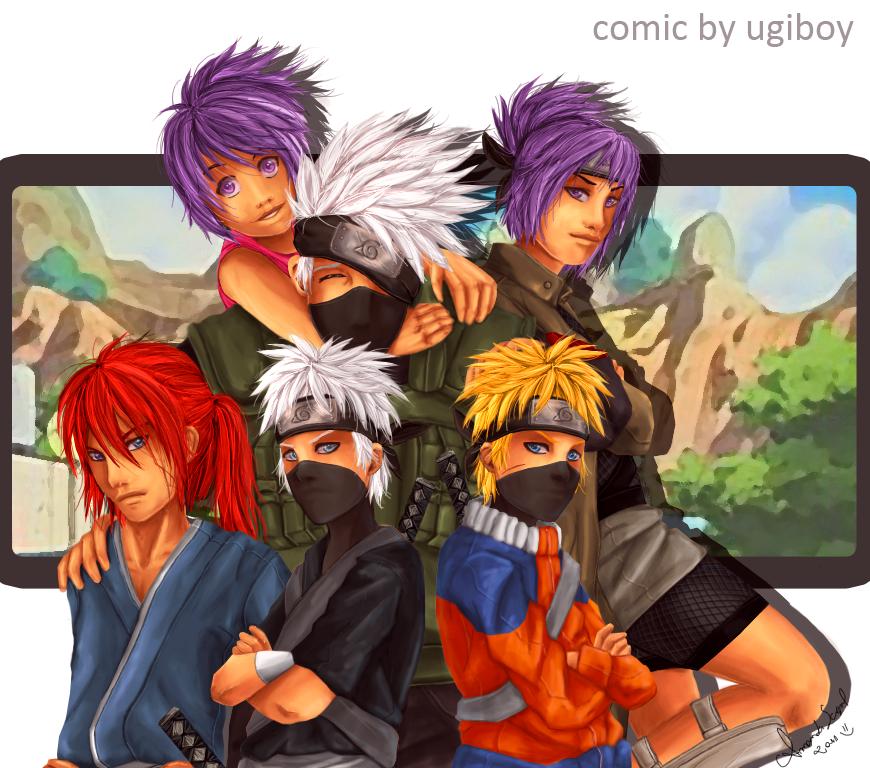 .::Fanfic Naruto::. by Amand4 on DeviantArt  .::Fanfic Narut...