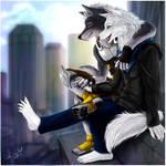 .: Commission Akira And Shane :.