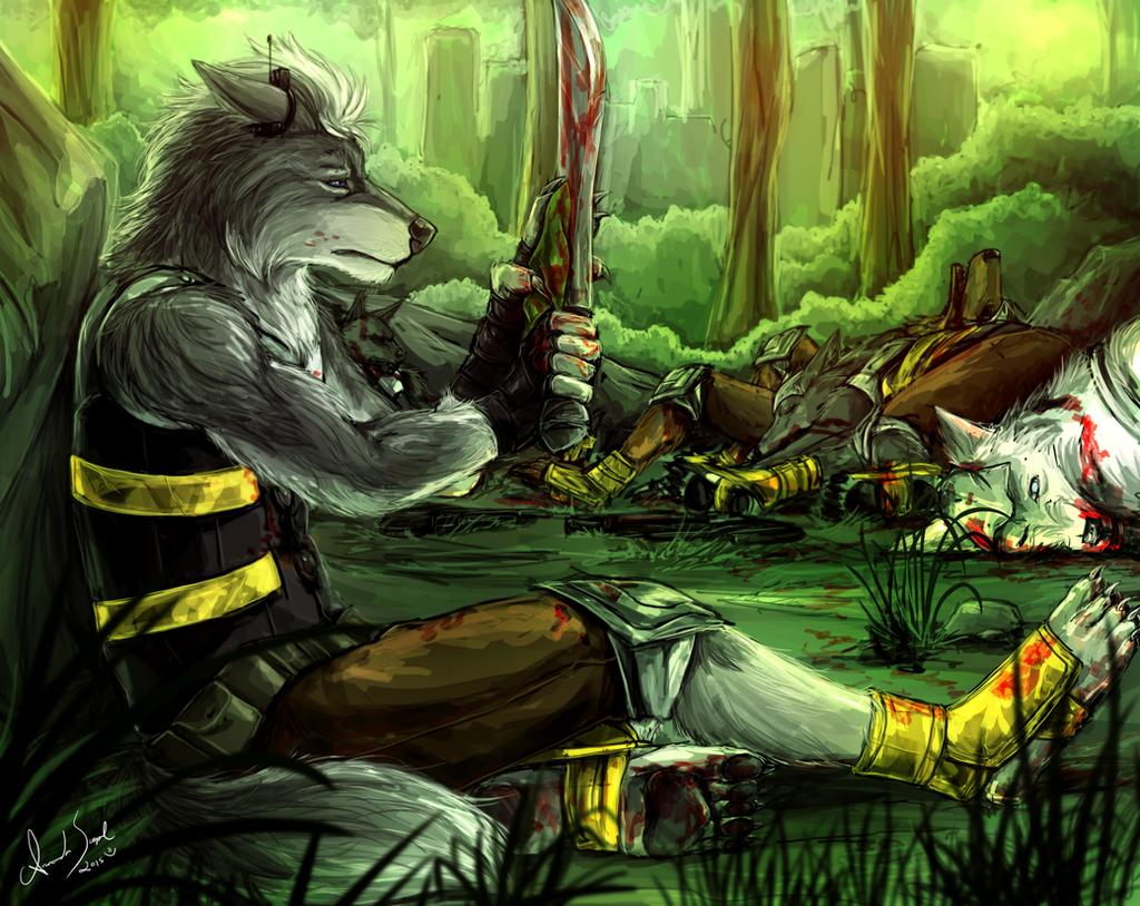 .: C: Hunter Akira :. by Amand4