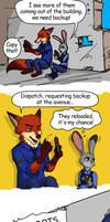 Nick and Judy - part IV - Zootopia