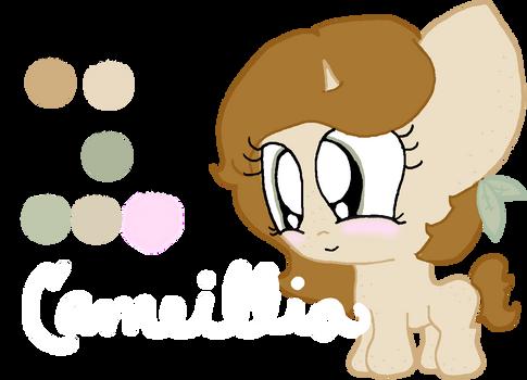 Cameillia Outline
