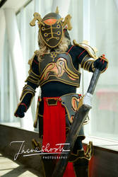 Legend of Zelda: BOTW - Ancient Armor by Redemtion13-cosplay