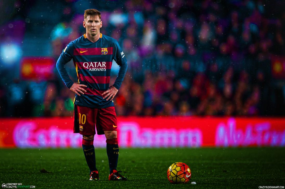 Messi Wallpaper 2016