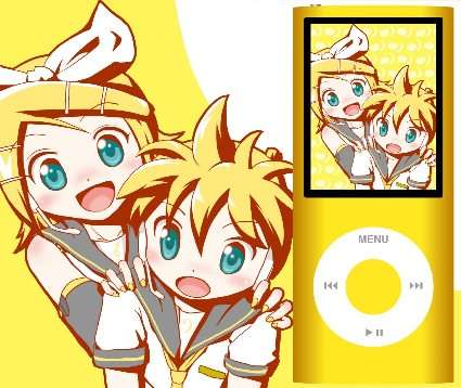 Ipod Vocaloid Style 8D Rin_and_Len_Kagamine_ipod_by_megaminotsubasa