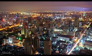 Bankgkok nights by silvioi