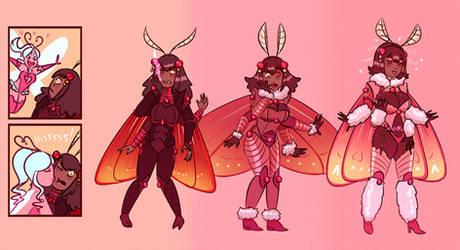 Love Bug by inkyfluffdraws