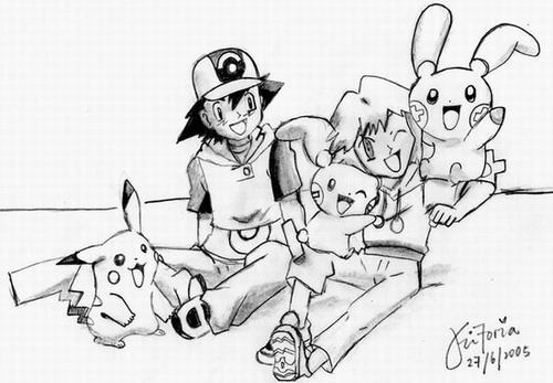 Pokemon by forgottenvic