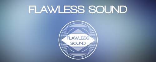 Flawless Sound logo by MadalinVlad