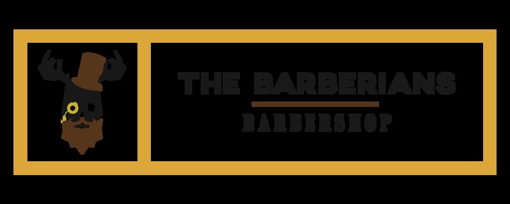 The Barberians Barbershop by MadalinVlad