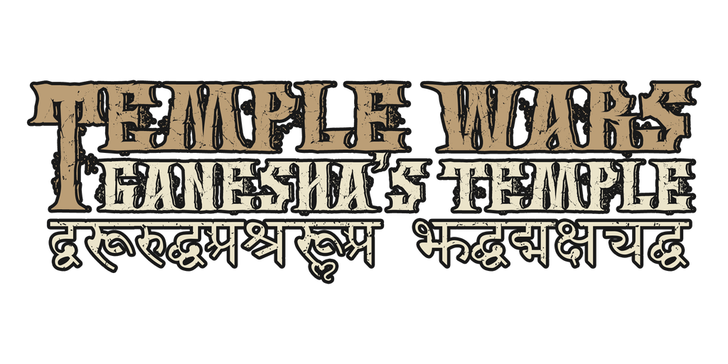 Temple Wars - Ganesha's Temple by MadalinVlad