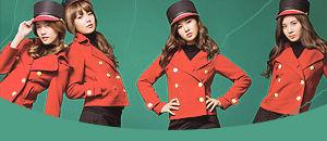 GG in uniform