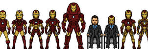 Iron Man armor room (Marvel Earth-616-19999)