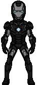 Iron Man D/ S Armor (Marvel Earth-616-19999) by LoganWaynee
