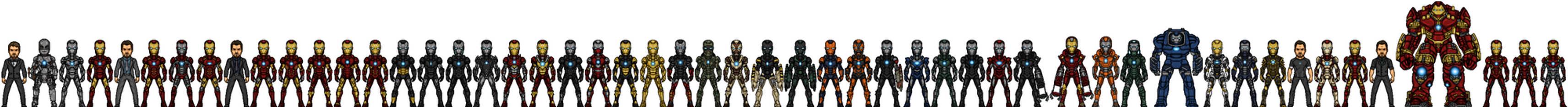 Iron Man (Marvel Earth-61619) by LoganWaynee