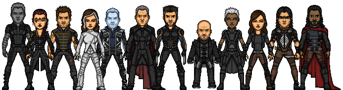 X-Men 2023 - What IF - Possible Futures by LoganWaynee