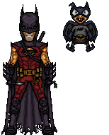 Batman of Zur-En-Arrh (Pre-Flashpoint DCCU) by LoganWaynee