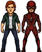 Flash (DCCU) by LoganWaynee