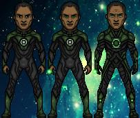 Green Lantern [John Stewart] (DCCU) by LoganWaynee