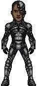 Cyborg (DCCU) by LoganWaynee