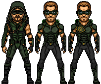 Green Arrow (DCCU) by LoganWaynee