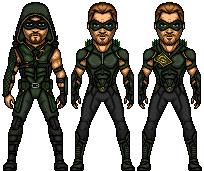Green Arrow (DCCU) by LoganWaynee