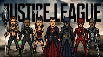 Justice League (DCCU) by LoganWaynee