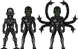 Brainiac (DCCU) by LoganWaynee