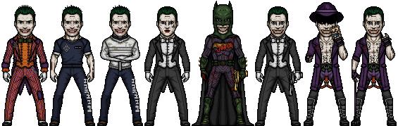 Joker (DCCU) by LoganWaynee