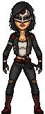 Katana (DCCU) by LoganWaynee