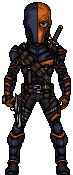 Deathstroke (DCCU) by LoganWaynee