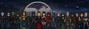 DC Cinematic Universe Timeline