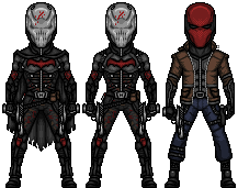 Red Hood (DCCU) by LoganWaynee